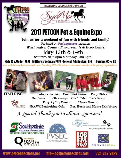 PETCON 2017 Pet & Equine Expo & Symposium
